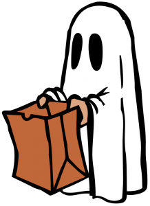 ghost-with bag